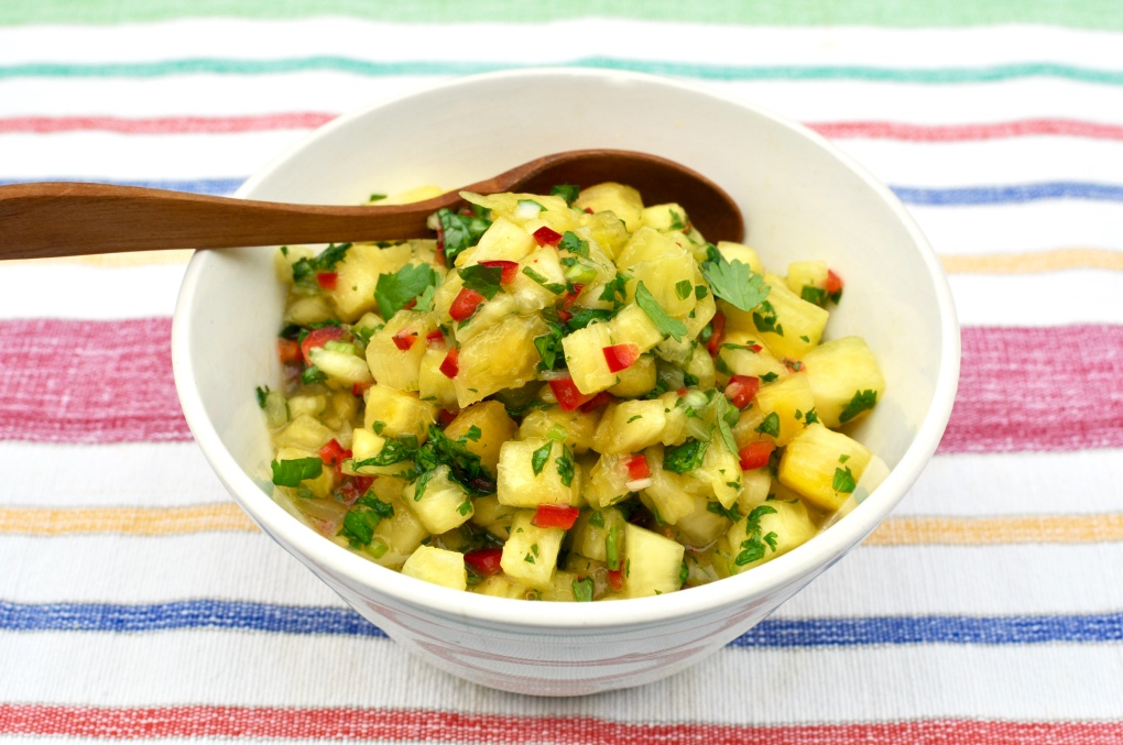 Pineapple Chili Relish